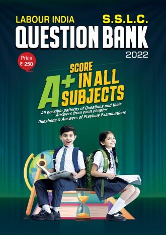 Labour India, SSLC Question Bank 2022, Class-10, English Medium